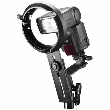 walimex Reflektor Set für Kompaktblitze
