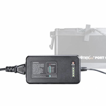 walimex pro Battery charger for Power Shooter 600