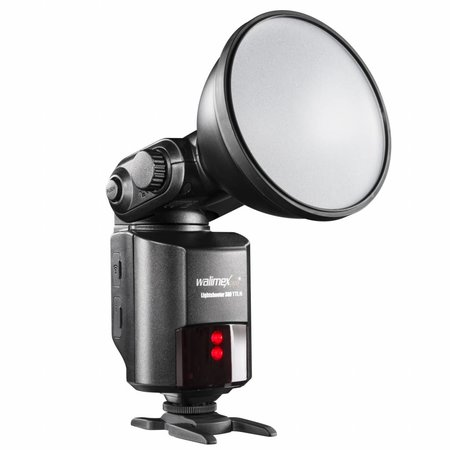 walimex pro Light shooter 360 TTL/N  Power Porta