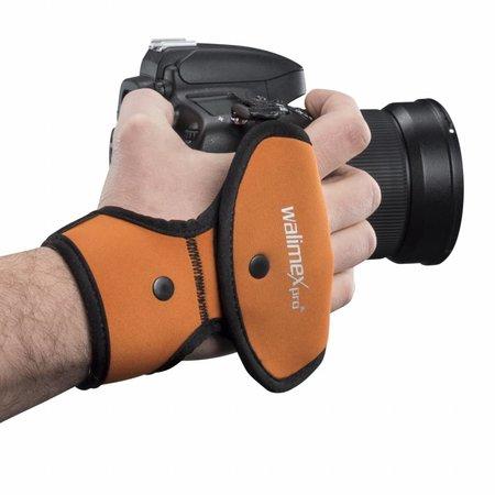 walimex pro Handschlaufe orange