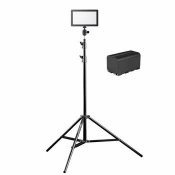 walimex pro Soft LED 200 Square Bi Color Set3