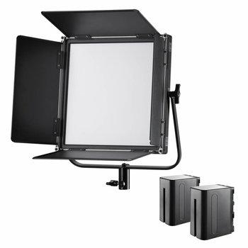 walimex pro Soft LED 520 Brightlight Bi Color Set
