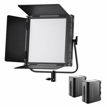 walimex pro Zachte LED 520 Brightlight Bi-kleurenset