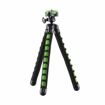 mantona Tripod kaleido Flex lime green