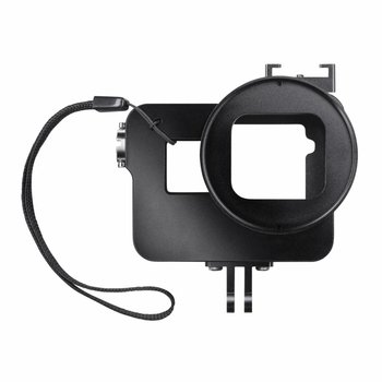 mantona GoPro Hero5 Magic Alu Cage Black