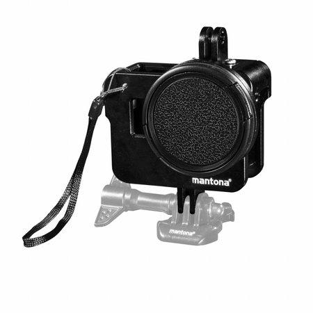 mantona mantona Magic Alu Cage für GoPro Hero5 Black