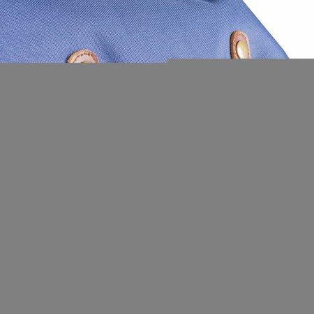 mantona mantona Fotorucksack Luis blau, Retro