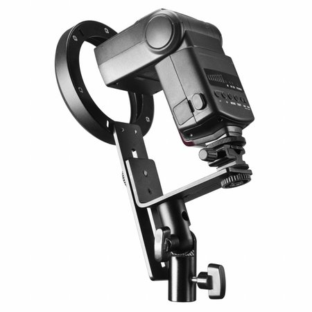 walimex Spot Mounting for Compact Flashes
