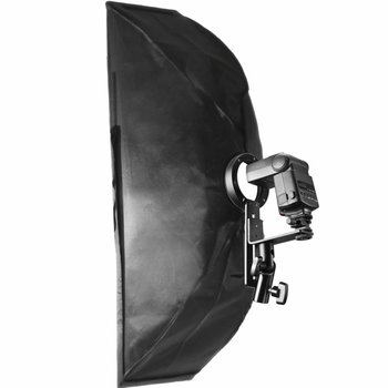 walimex pro Striplight Softbox 25x90cm for Compact Flashes