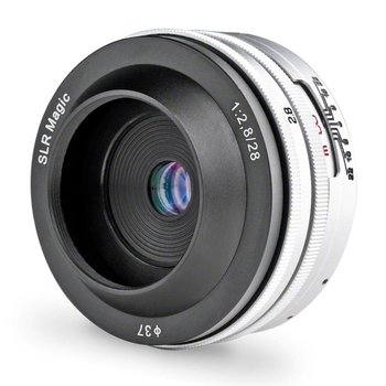 SLR Magic SLR Magic 28/2,8 CSC Sony E silber