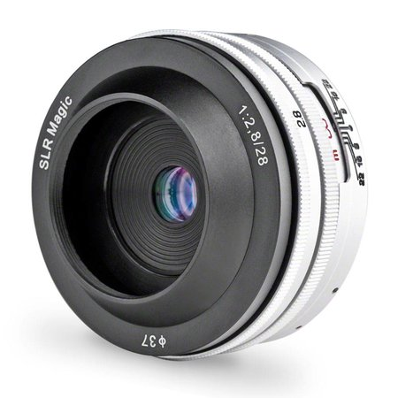 SLR Magic Objectief SLR 28mm f/2.8 Magic Sony E-mount.