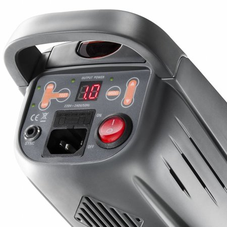 walimex pro Studioflitser VE-200 Excellence