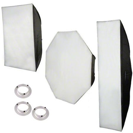 walimex pro Softbox set 2 voor VC&K&VE serie
