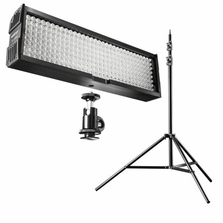 walimex pro Led Video Verlichting Set Up 256