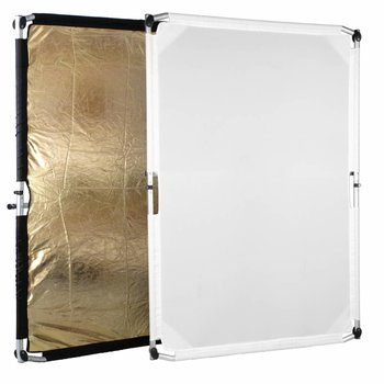 walimex pro Reflector/Transluc Panel Set 'Fashion'