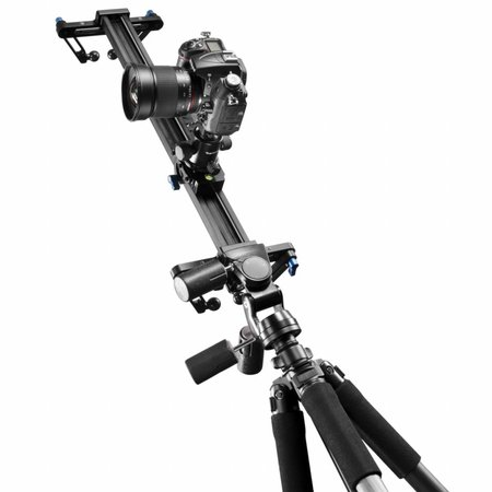 walimex pro Slider Dolly Video Rail 100 cm