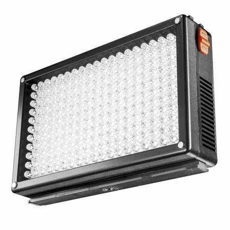 walimex LED Video Licht Bi-Color 209 LED