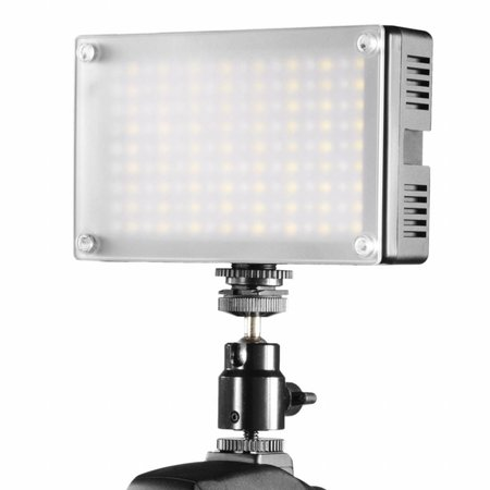 walimex LED Videoleuchte Bi-Color 209 LED