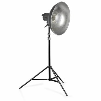 walimex Quarzlight VC-1000+Beauty Dish+WT-806