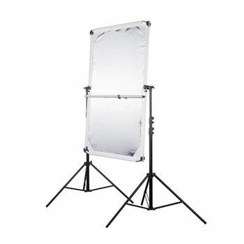 walimex pro Reflector Studio Paneel 4in1, 100x150cm