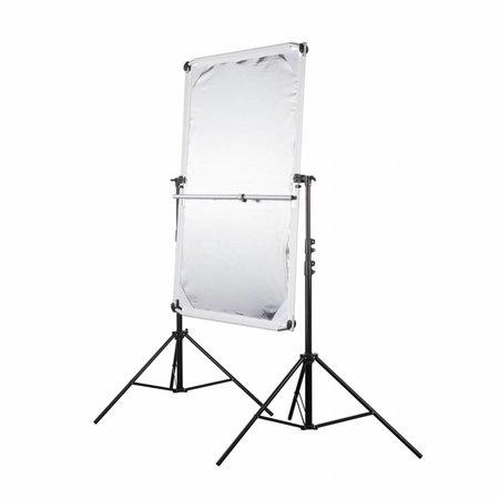 walimex pro Reflector Panel 4in1, 100x150cm Set