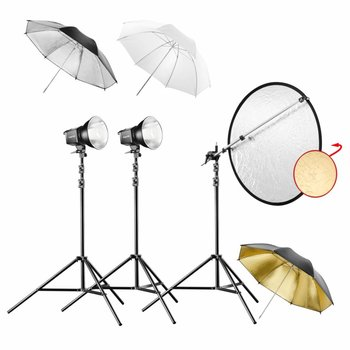 walimex pro Daylight 250S Impression XL Set