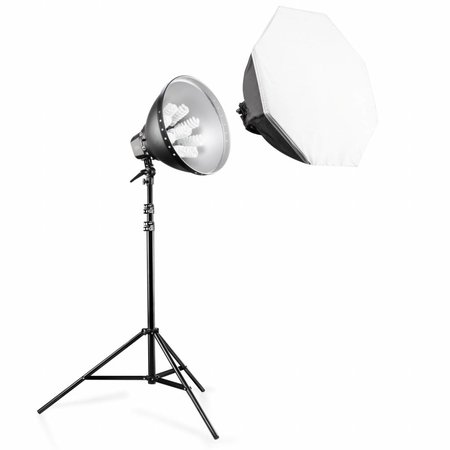 walimex pro Daylight Set 1260 + Softbox
