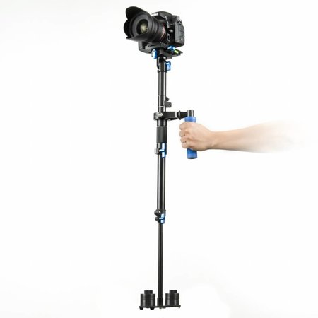 walimex pro Video DSLR Steadycam StabyPod M 80cm