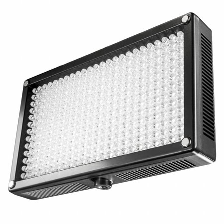 walimex pro LED Videoleuchte Bi-Color 312 LED