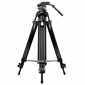 mantona Video Tripod Dolomit 1300, 188cm