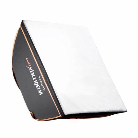 walimex pro Daylight 2er Set 250S+ Softbox+ Stativ
