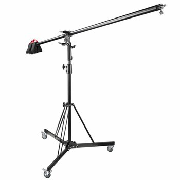 walimex pro Wheeled Boom Stand with Counterweight