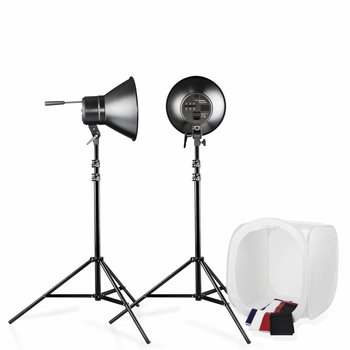 walimex Daylight Kit 600/600 with Light Tent