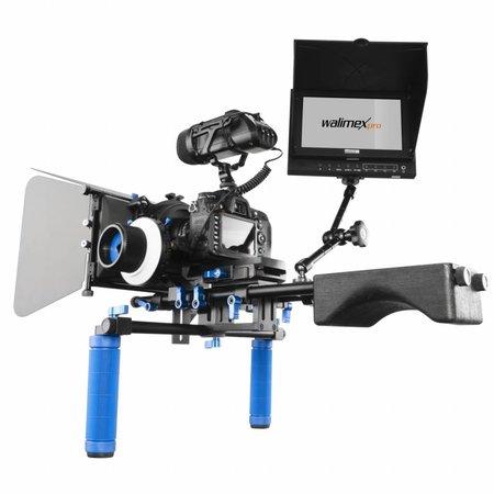 walimex LCD Monitor Director I 17,8 cm Full HD