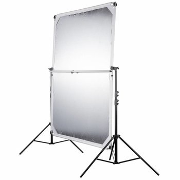walimex pro Reflectiescherm Paneel 4in1, 150x200cm