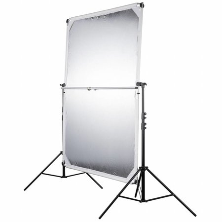 walimex pro Reflector Panel 4in1, 150x200cm Set