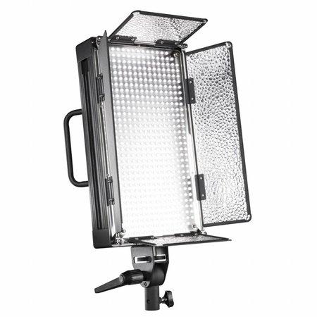 walimex pro Fluorescentie LED 500 Lamp + Lampstatief