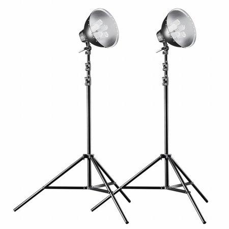 walimex Daylight-Set 600/600
