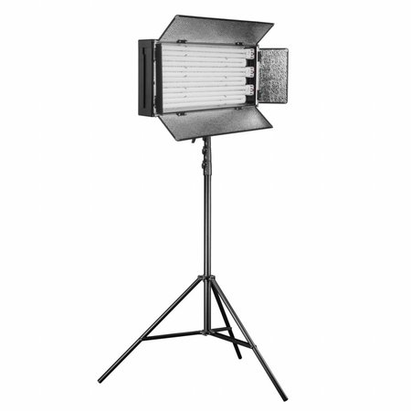 walimex LED 330WSP floodlight with mirror reflector