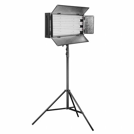 walimex LED 330 W floodlight + Statief 380 cm