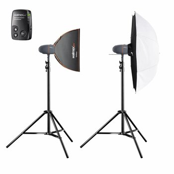 walimex pro Studio Lighting Kit Starter Newcomer 3.3
