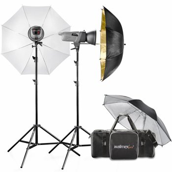 walimex pro Studio Lighting Kit VE 400/200