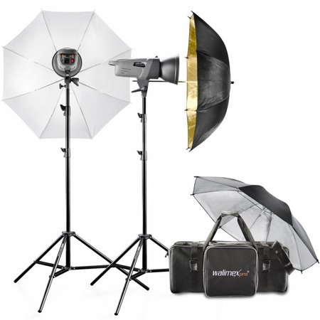 walimex pro Studio Flash Set VE 4.2 Excellence
