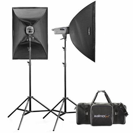 walimex pro Studio Lighting Kit VE 300/300