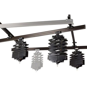 walimex walimex Plafond Railsysteem Compleet voor 3 studiolampen