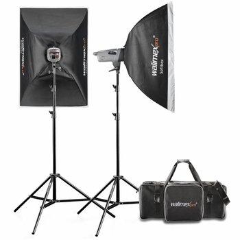walimex pro Studio Flitsset VE 400/400