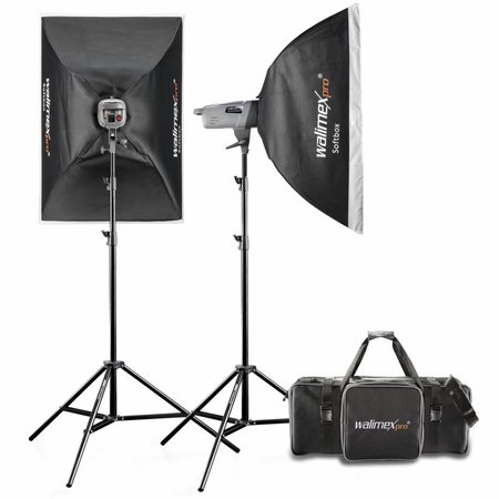 walimex pro Studio Lighting Kit SU 4.4 Excellence