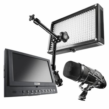 walimex pro Video Equipment Set Professional