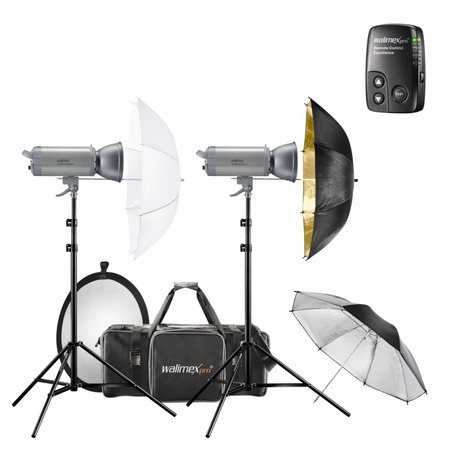 walimex pro Studio Lighting Kit VC Excellence Start 5.4