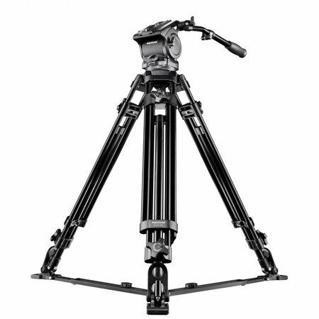mantona Video Statief Dolomiet 4000, 170cm
